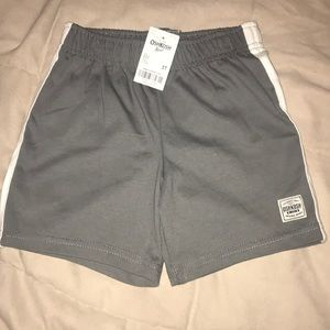 Toddler easy pull up shorts